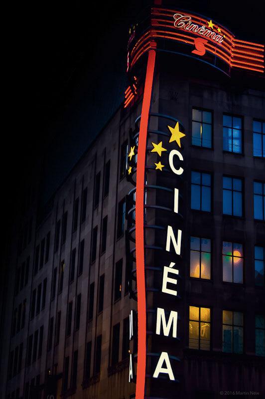 Montreal Cinema