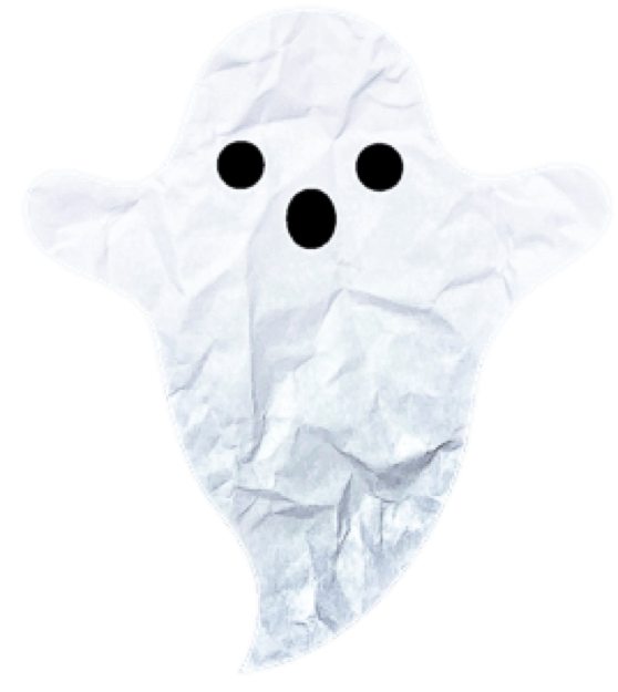 Paper Ghost Logo